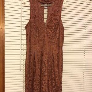 Formal body-con dress